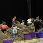 Indoor Sand Sculpture Workshop