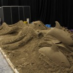Indoor Sand Sculpture Workshops