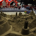 Indoor Workshop Sandcastle