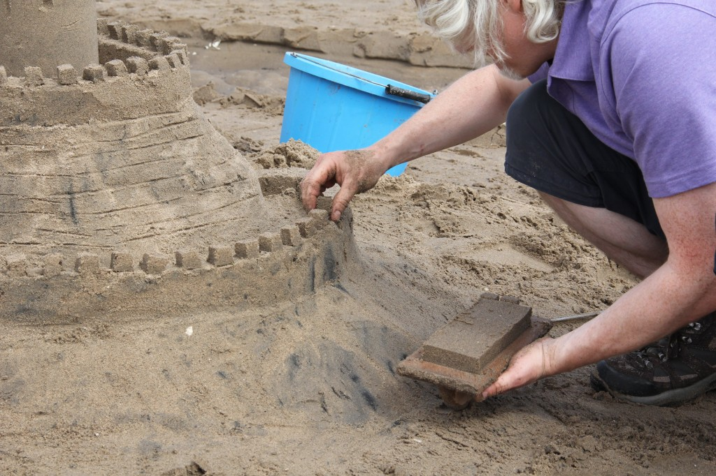 Sand Castle Castellations