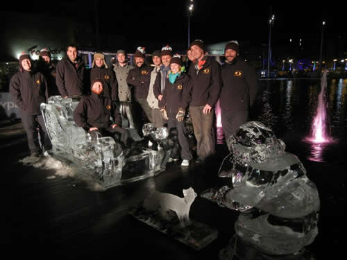 ice sculptors