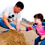 Rhyl Sandcastle Workshop