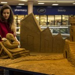 indoor sand sculptures