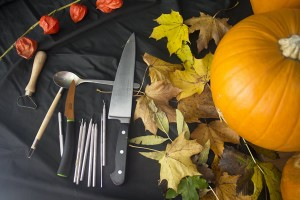 pumpkin carving tools