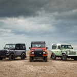 The new series. Image courtesy of Land Rover