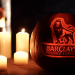 The final shot of the pumpkin carving. Courtesy of the Premier League
