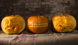 Pumpkin sculpture events