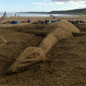 One day sand sculpture events