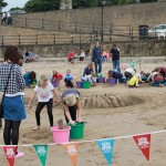 Scarborough Museums Trust sand sculpture workshop