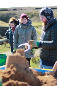 Sand Sculpture events, our new pop up workshop