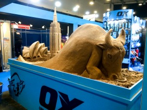 Sand Art, sculpture by Sand In Your Eye