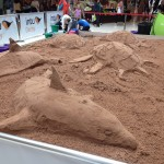 sand dolphins