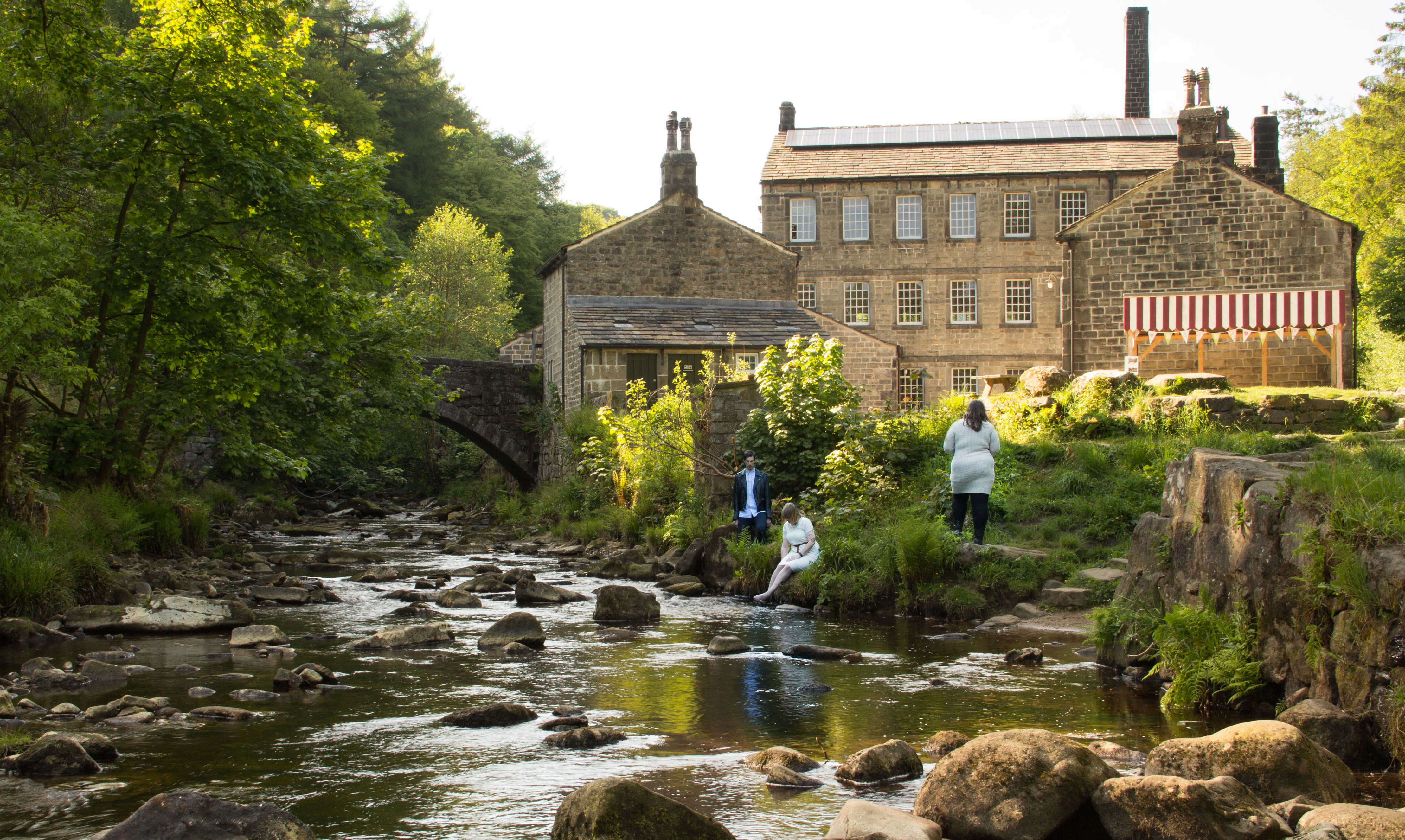 Gibson Mill now