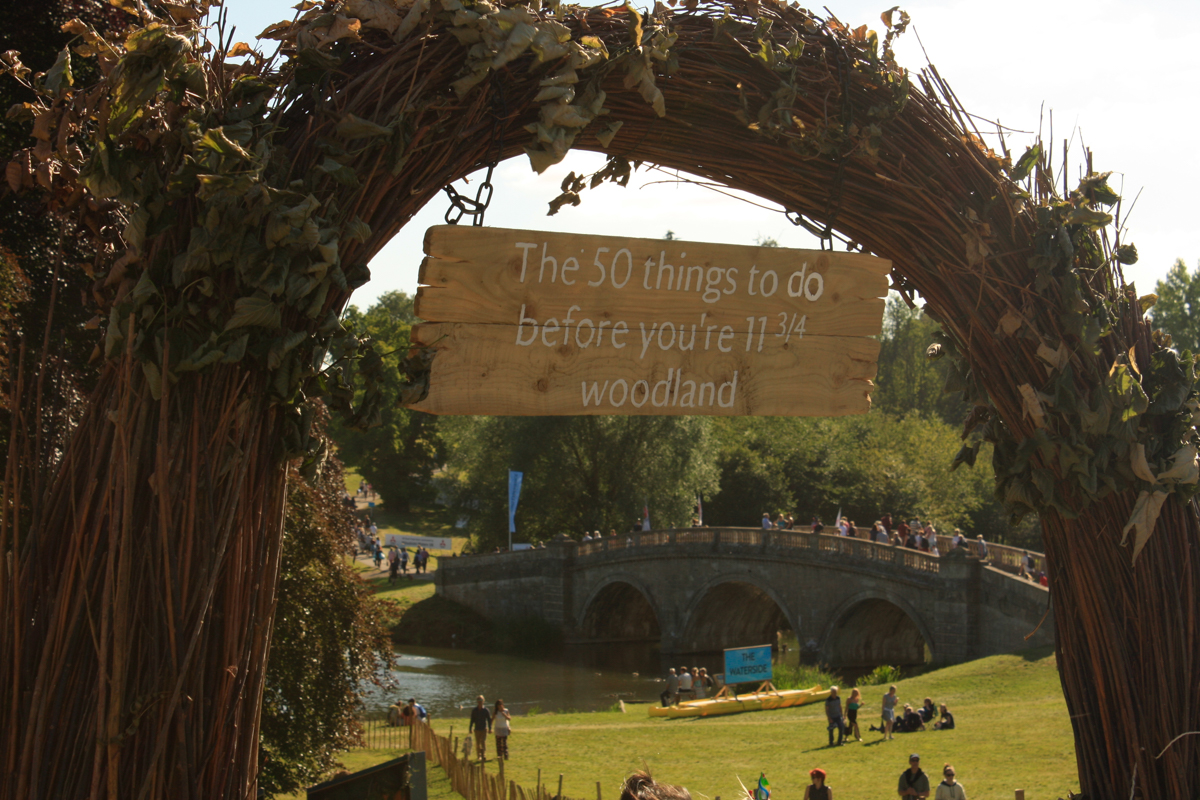 50 things to do before you're 11&3/4 National Trust