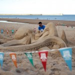 sand sculpture events, Sand In Your Eye