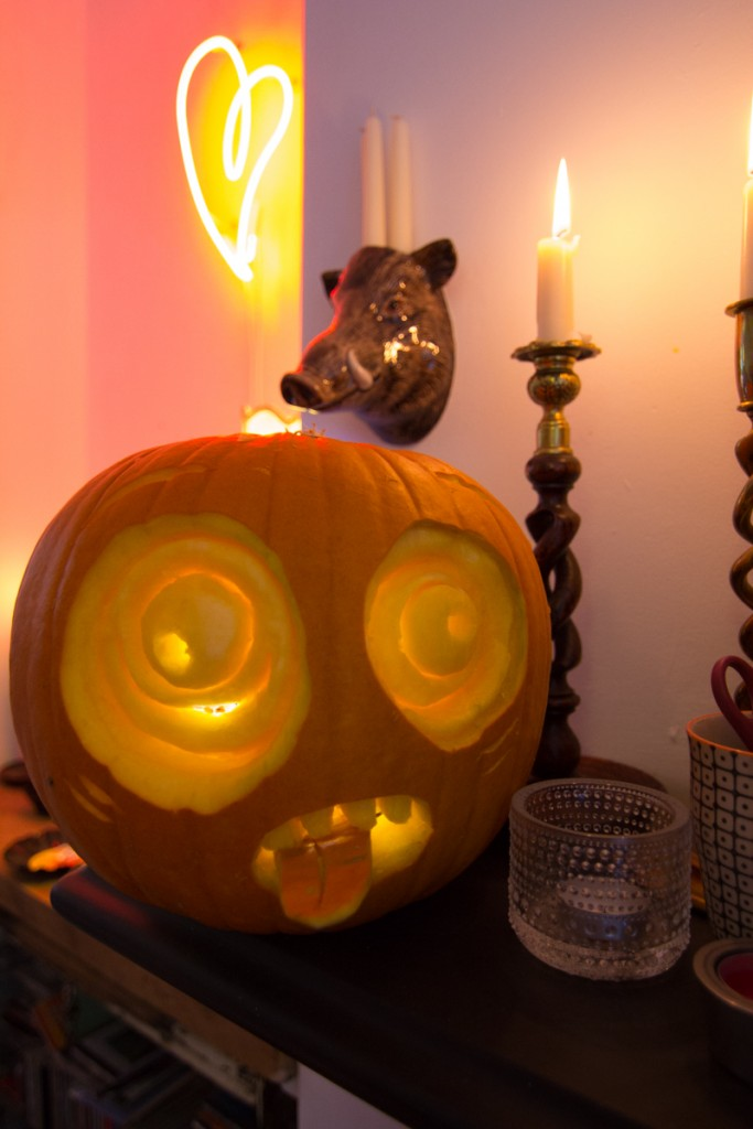 Halloween events pumpkin carving workshop