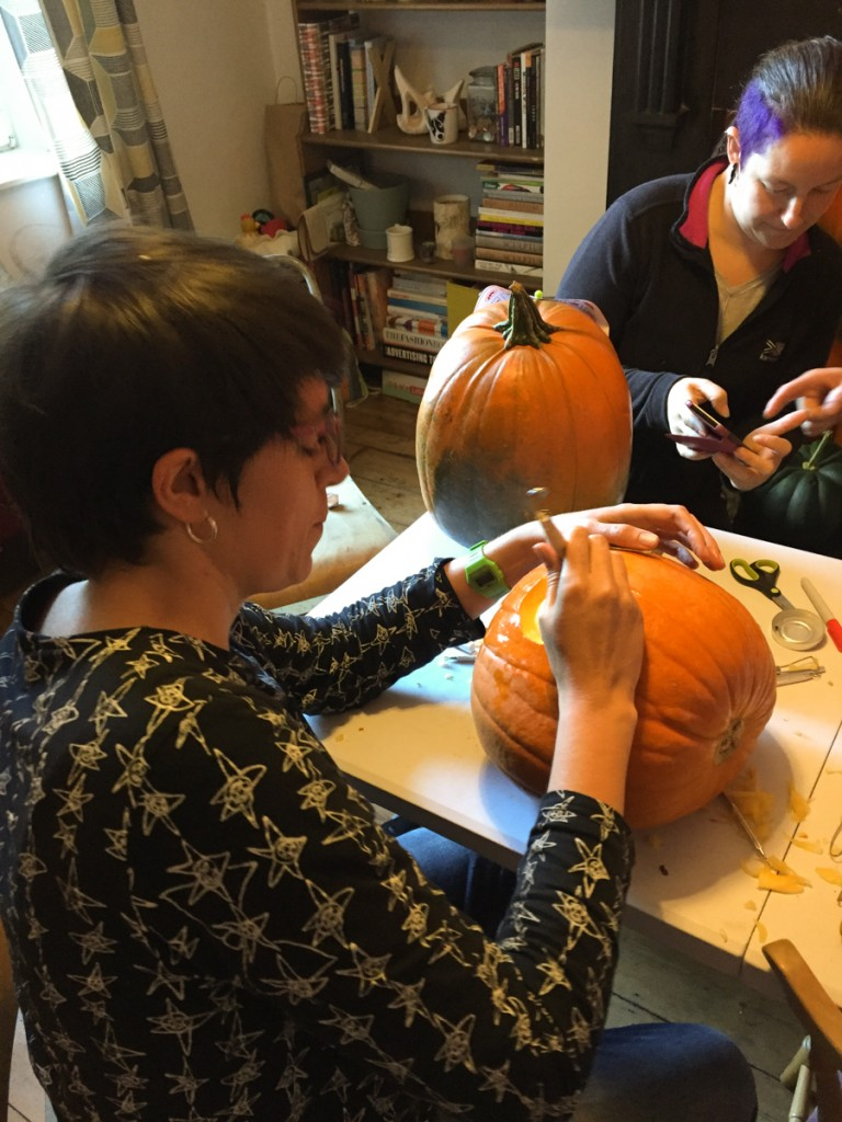 Halloween events, pumpkin carving workshops