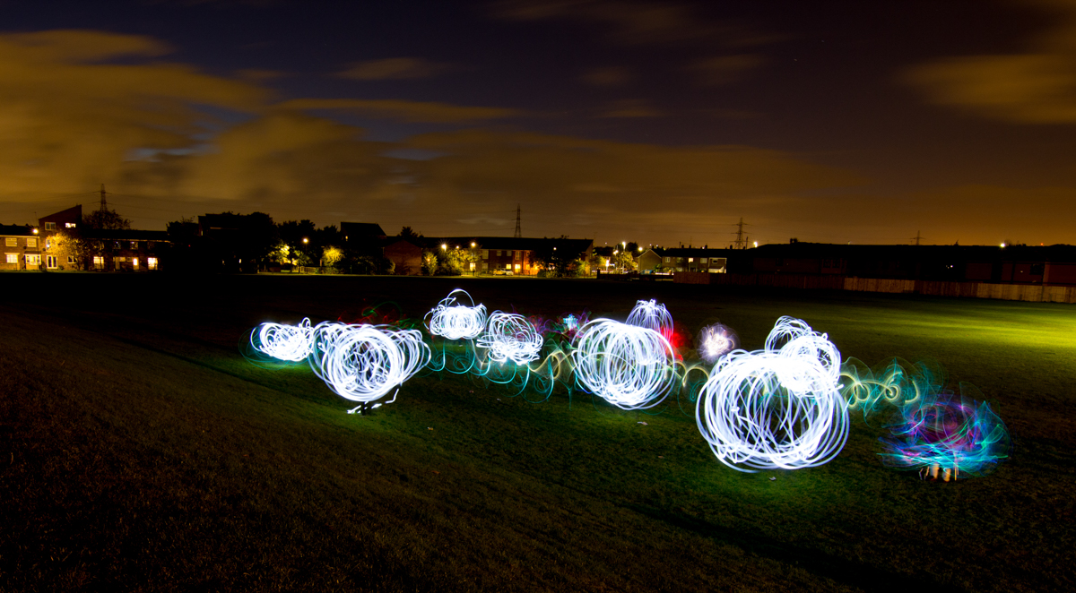 Light Art Workshops