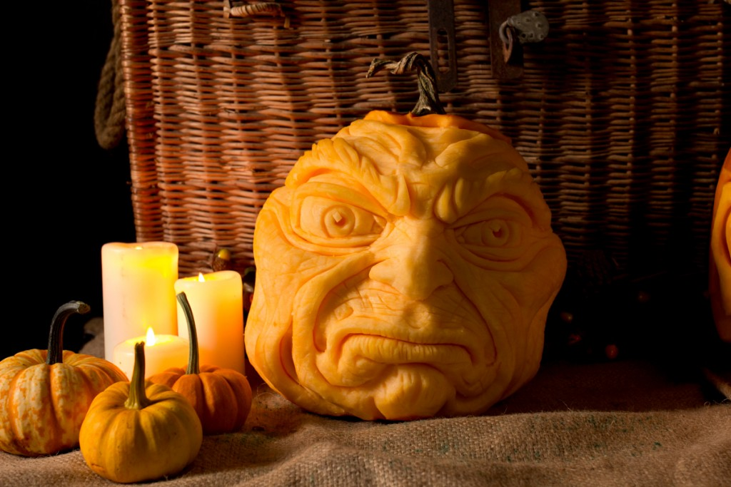 pumpkin carver, pr events UK