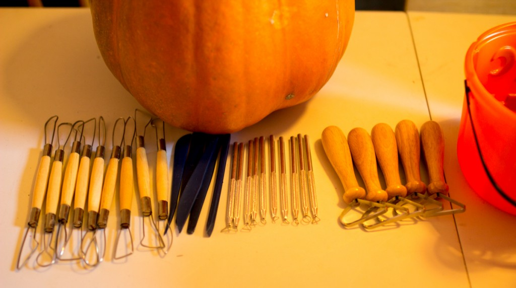 Pumpkin Carving Tools UK
