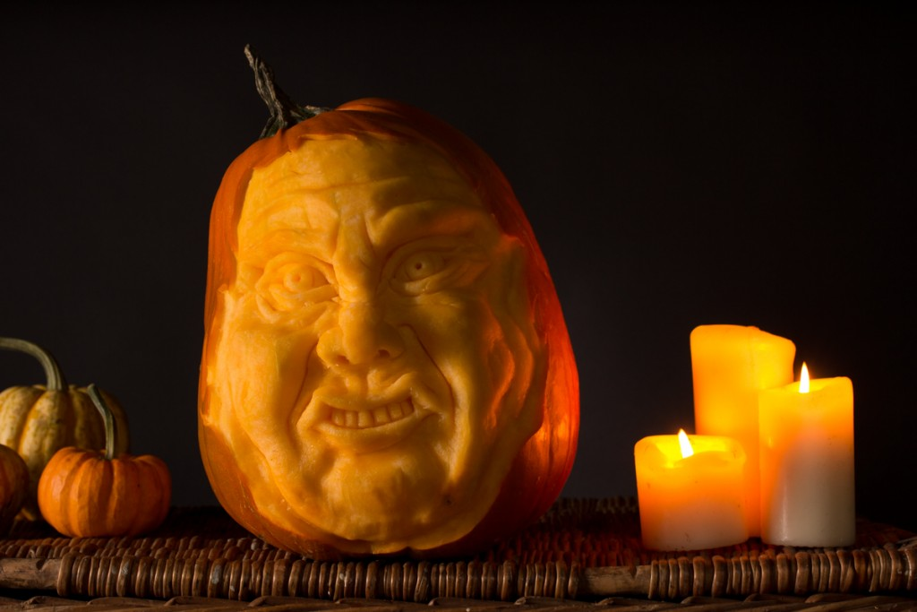 Pumpkin carving artists UK