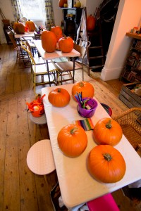 Halloween events for all ages, pumpkin carving workshops