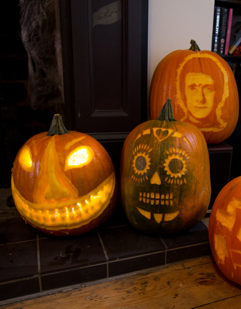 UK events, pumpkin carving workshop