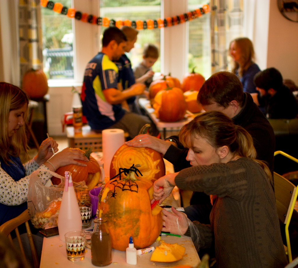 Family fun, creative events, pumpkin carving workshops
