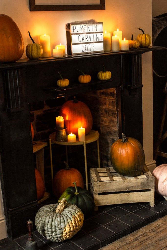 Pumpkin carving workshop, Halloween Events