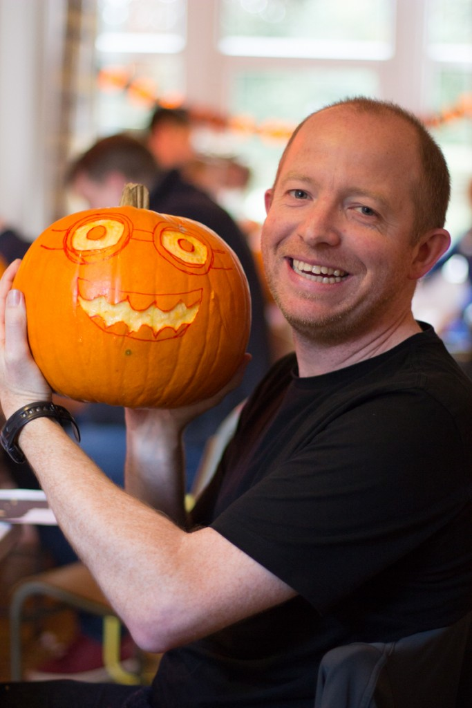 Pumpkin carving workshops Yorkshire
