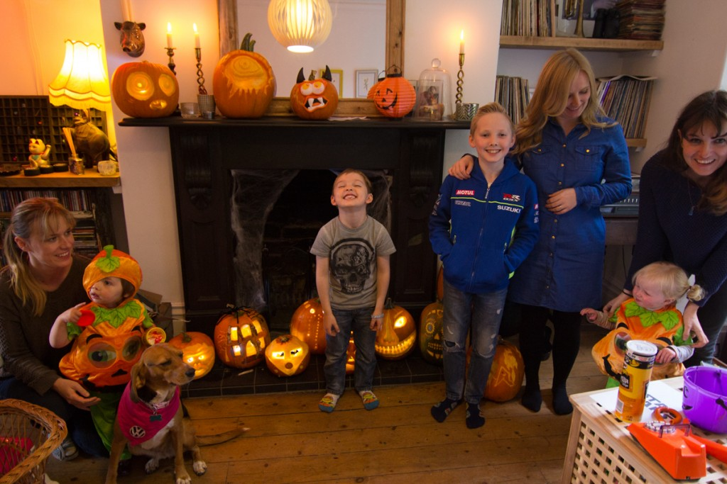 Say Cheese! Family fun, pumpkin carving events