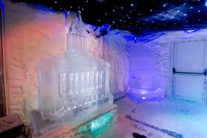 ice sculptures and ice bars by Sand In Your Eye
