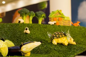 Food Carving in Stoke On Trent
