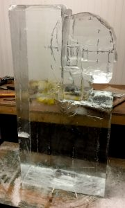 Ice Sculpture Course, Yorkshire