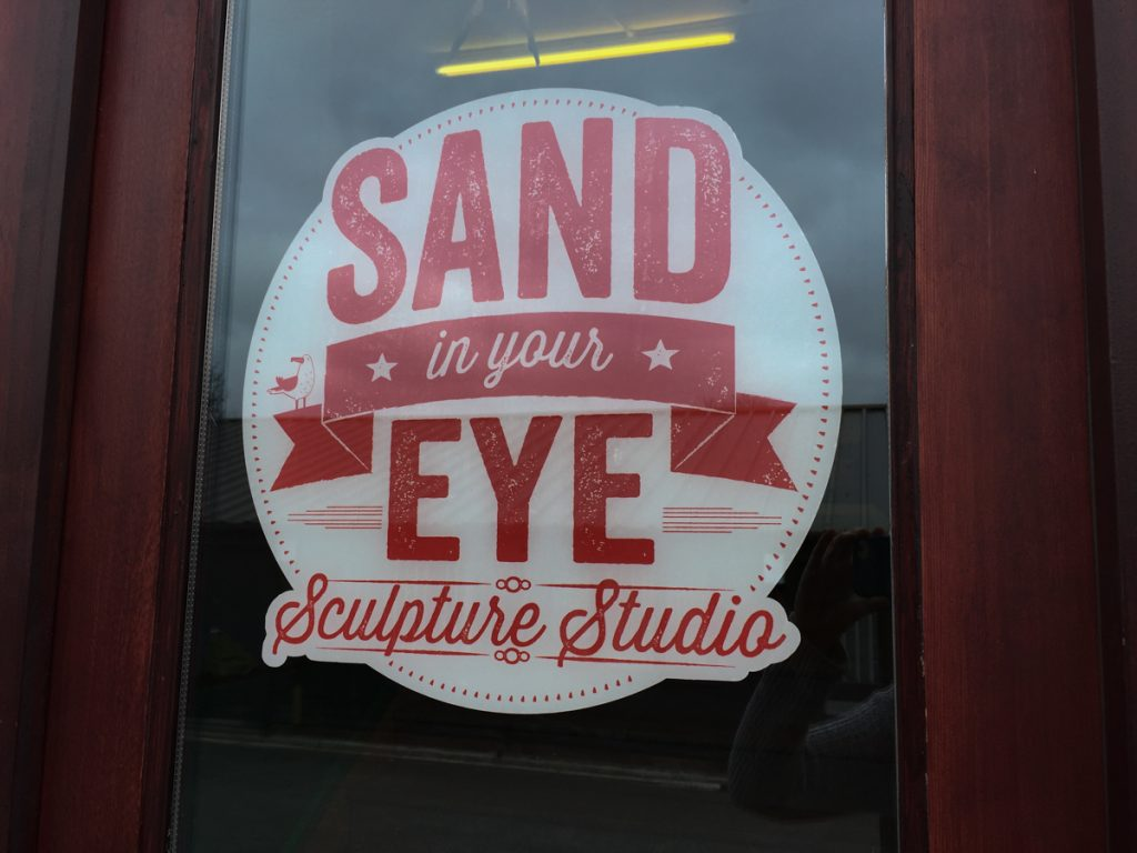 Sand In Your Eye Studio