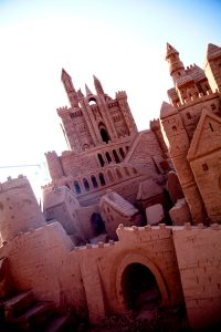 amazing sandcastles beach events summer
