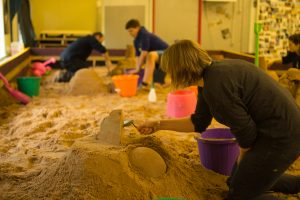 Sand In Your Eye, Creative Courses, Yorkshire