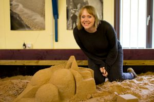 Sand Sculpture Courses in Yorkshire at Sand In Your Eye
