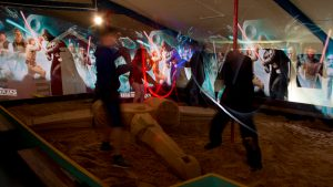 Light Art Workshops, Yorkshire
