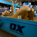 sand sculpture trade show ideas display promotions