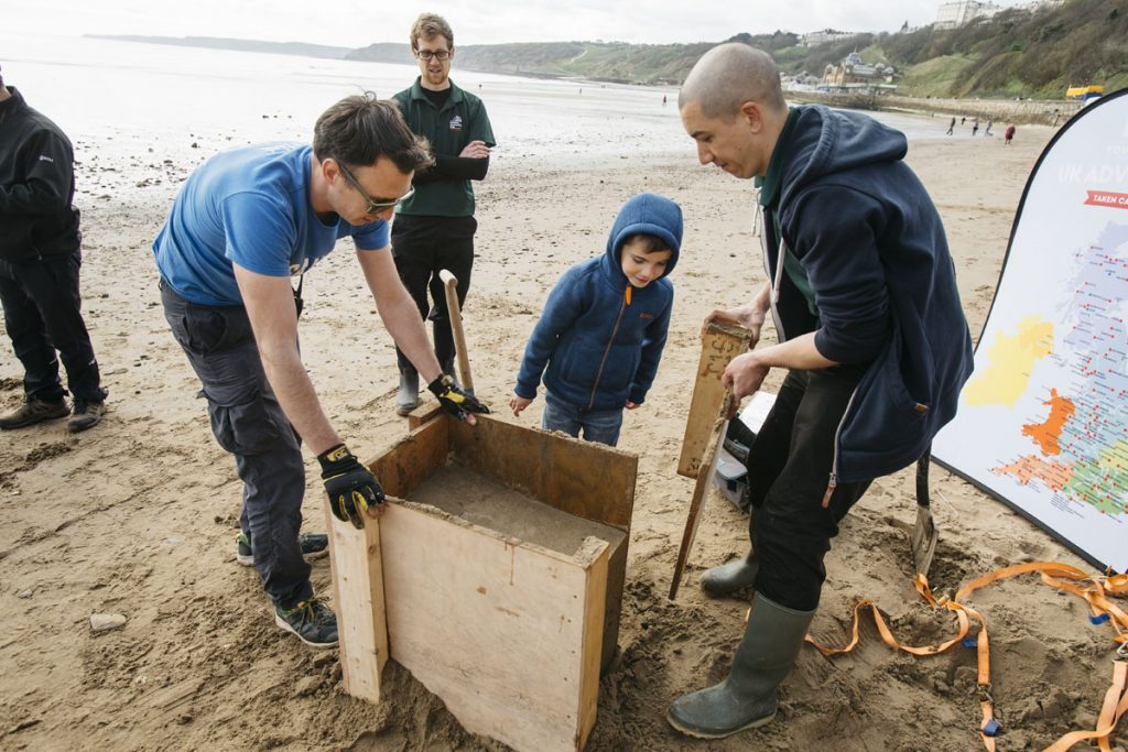beach sand sculpture workshops north england sand in your eye