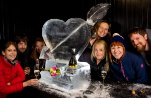 creative classes ice sculpture courses yorkshire lancashire