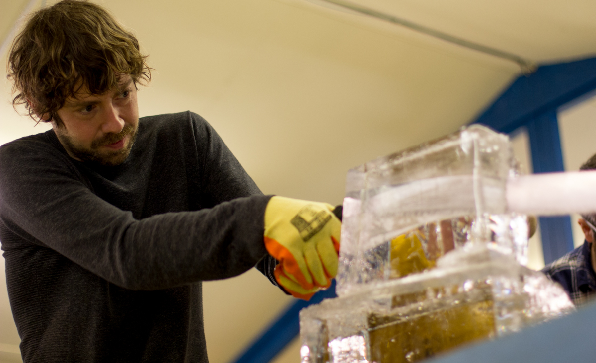 ice sculpture creative workshops and events