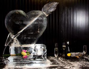 ice sculpture wedding display ideas workshops