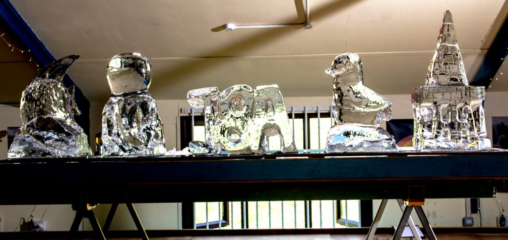 ice sculpture workshops half day courses