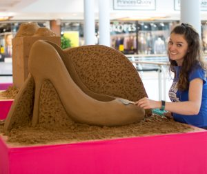 sand Sculptor for hire uk