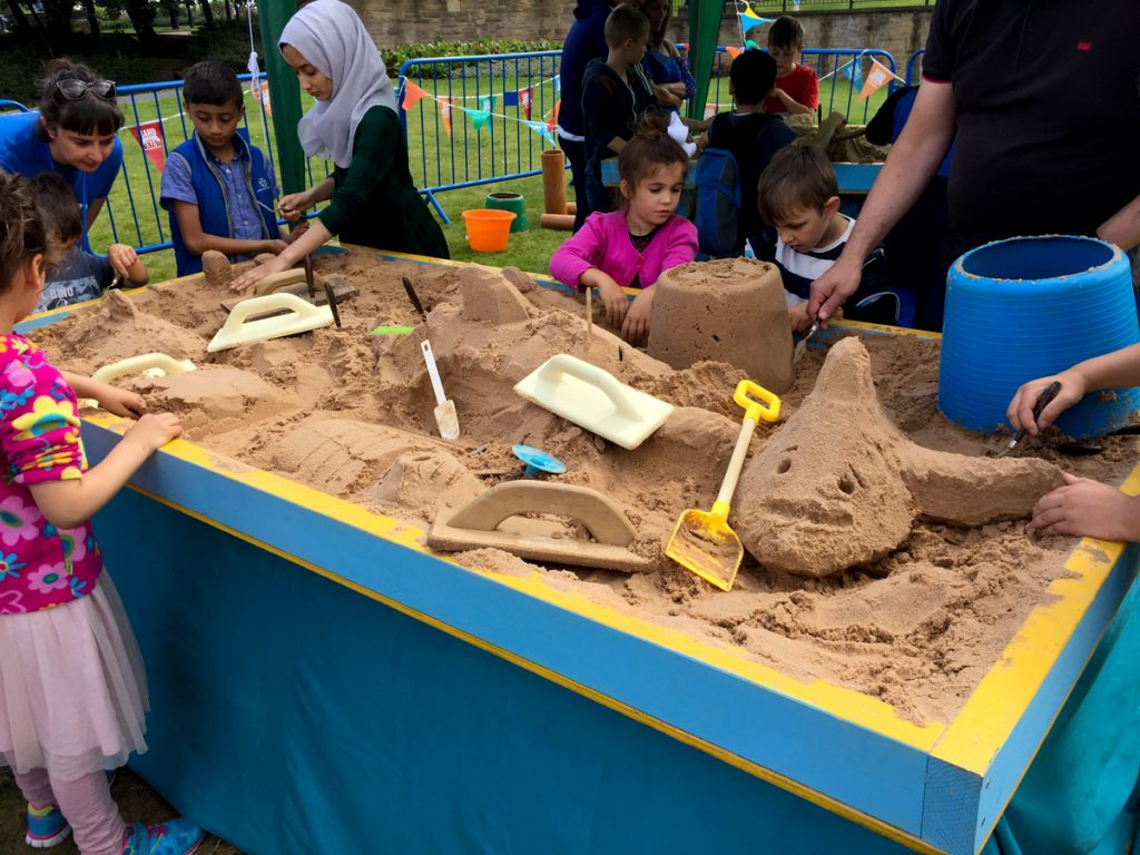 bradford_festival_sand_Sculpture_workshops_family_activities