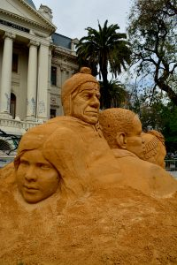 arts festival uk sand sculptors sand in your eye