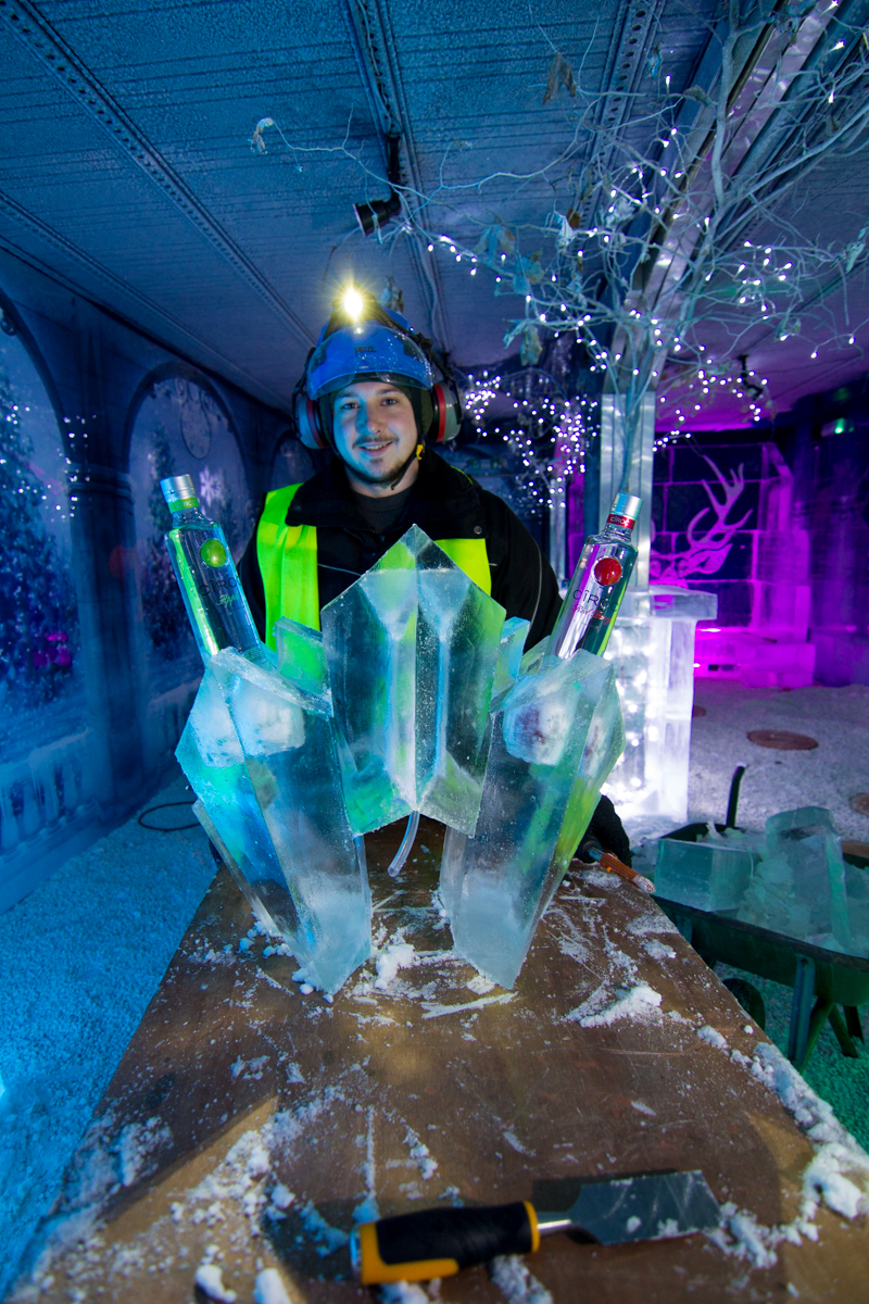 ice_luge_drinks_holder_ice_sculpture