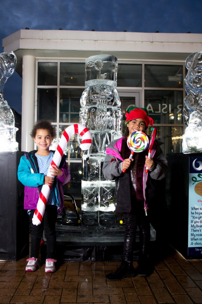 ice sculpture events near you